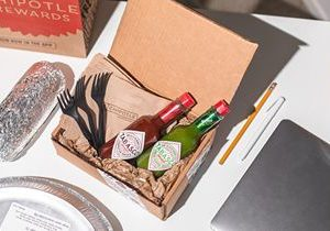 """Chipotle Kicks Off Back To School With Free Delivery Sundays And """"Things You 'Borrow' Kits"""""""