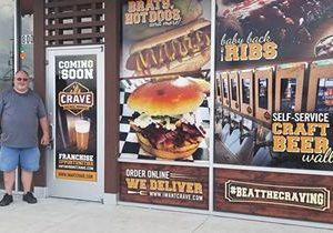 Crave Hot Dogs and BBQ Breaks Ground in Humble, Texas!