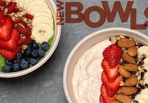 Robeks Introduces Two Spectacular New Bowls