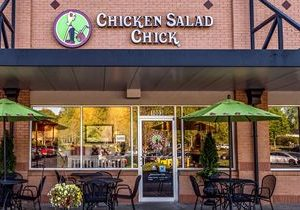 Chicken Salad Chick Reports 15th Consecutive Quarter Of Same-Store Sales Growth