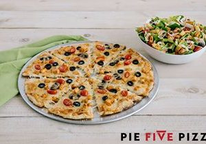 Next Stop on Pie Five's Pizza Passport Sweepstakes: Italian Chicken