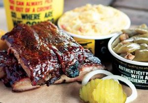 Seasoned Dickey's Owner Reflects on the Past, Looks to the Future