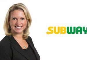 Subway Restaurants Names New Chief Marketing Officer