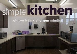 University at Buffalo's Simple Kitchen Certified by Kitchens with Confidence, a division of MenuTrinfo