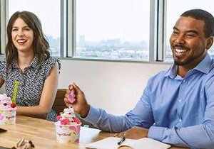 Yogurtland Teams Up with Postmates to Provide Customers with More Delivery Options