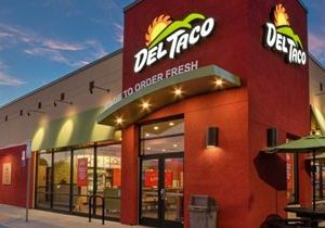 Del Taco Lands 10-Unit Development Deal