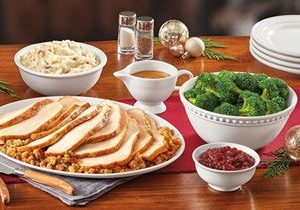 Looking for Stress-Free Holiday Dining? Denny's Has Guests Covered with Delicious Family-Style Meals to Enjoy at Home or in the Diner