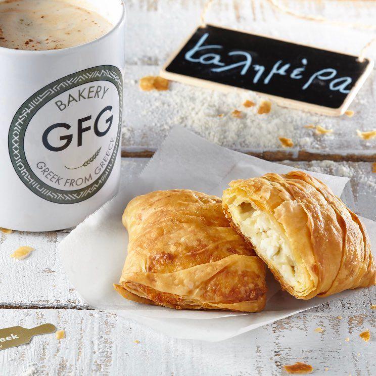 Η αυθεντική ελληνική ιδέα αρτοποιίας GFG Caf உணவு Food ανοίγει δύο τοποθεσίες στην περιοχή της Πενσυλβανίας