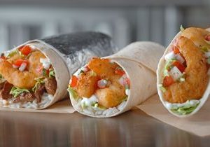 Del Taco Brings Back Seasonal Raving Fan Favorite, Crispy Jumbo Shrimp, for a Limited Time