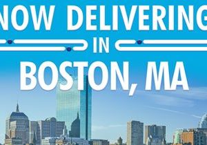 DeliverThat Drives Into Boston