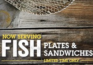 Dickey's Offers Fish at Select Locations for a Limited Time