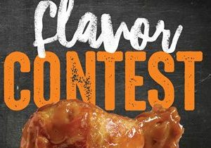 "East Coast Wings + Grill Celebrates Guests, Employees with ""Create Your Flavor"" Contest"