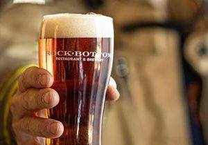 Rock Bottom Honors Local Firefighters with Fire Chief Ale