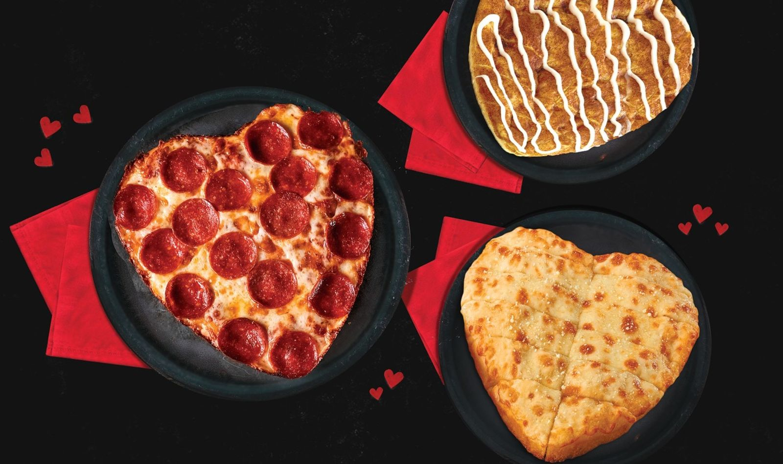 Share the Love on Valentine's Day with Jet's Pizza