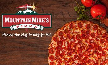 Mountain Mike's Pizza – Offers and Contactless Delivery