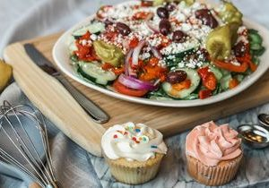 Taziki's Mediterranean Café to Partner with The Cupcake Collection
