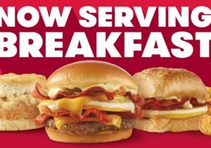 Wendy's Launches Nationwide Breakfast Today, Introduces America's Soon To Be Favorite Breakfast