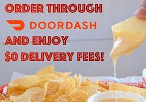 Barberitos & DoorDash Offer Zero Dollar Delivery Through April 30