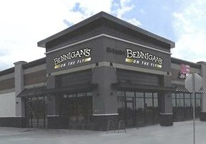 Legendary Restaurant Brands Executes Franchise Agreement to Bring Bennigan's On The Fly to Peoria