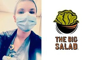 The Big Salad Launches Free Delivery, Curbside Service