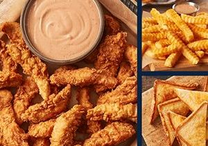 Zaxby's launches Zax Family Packs for drive-thru and delivery