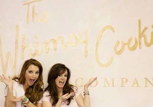 Celebrity-Favorite The Whimsy Cookie Company Embarks on National Expansion