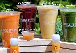 Juice It Up! Expands Its Immunity-Boosting Product Lineup