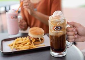 A&W Beats Industry with Double-Digit Sales Growth in May