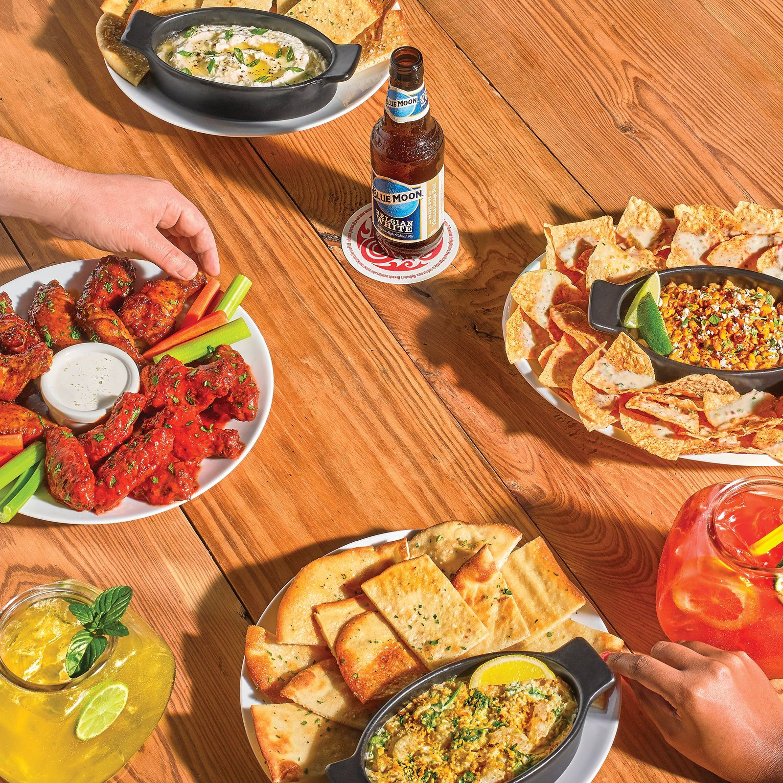 Boston's Pizza Restaurant & Sports Bar Invites Guests to Escape the Everyday with New, Shareable Menu Items, Drinks