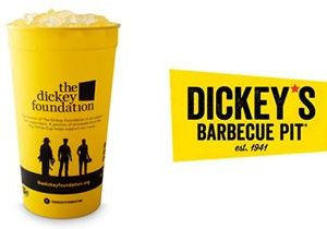 Dickey's Barbecue Pit Honors First Responders With First Charitable Big Yellow Cup