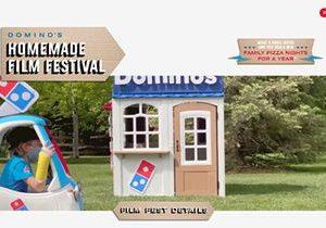 Domino's Launches Homemade Film Festival Contest