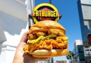 Fatburger and Buffalo's Express Introduce King's Hawaiian Crispy Chicken Sandwich