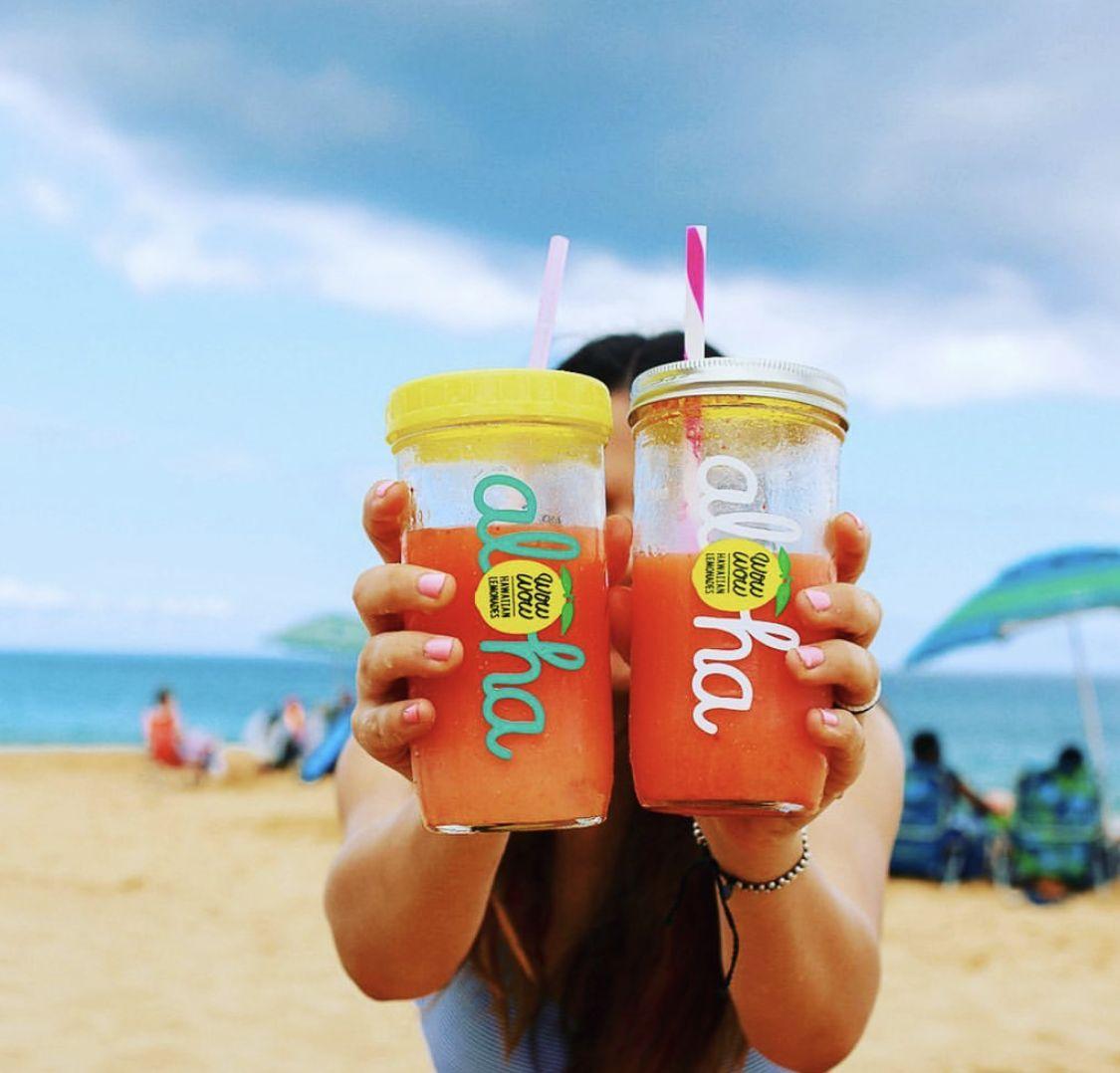 Wow Wow Hawaiian Lemonade Signs Franchise Deal, Brings Gourmet Lemonade Stand to Folsom