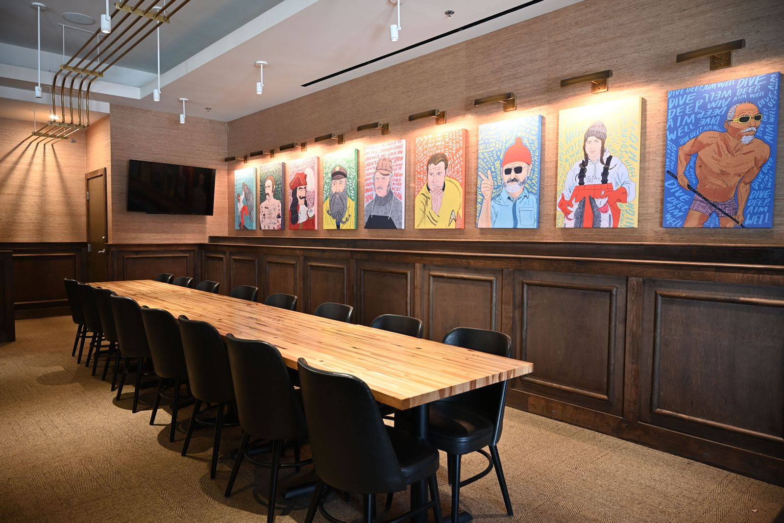 Captain's Club at Legacy is Now Open as a Private Event Venue for Corporate and Social Occasions