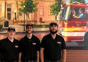 Local Family Reignites the Fire in Waukesha With Firehouse Subs Opening