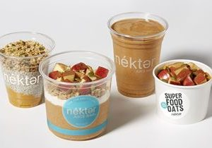 Nektér Juice Bar Turns Pumpkin Spice into a Healthy Obsession