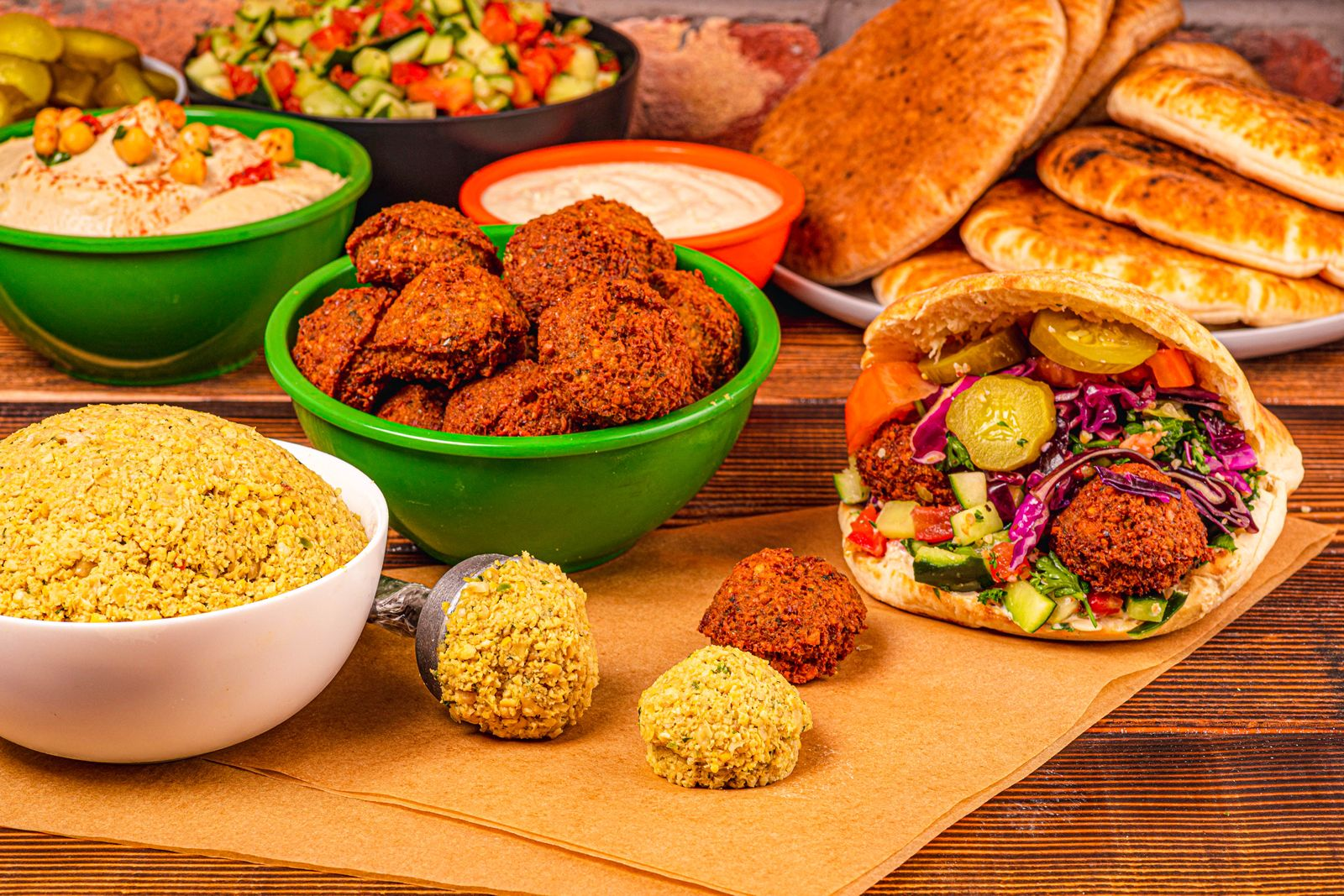 The Hummus & Pita Co. Partners With Goldbelly to Deliver Authentic Mediterranean Eats Nationwide