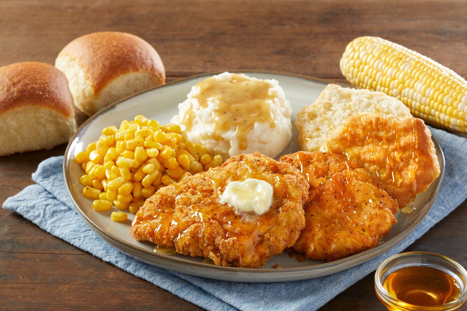 "Bob Evans Restaurants Introduces ""The Best Dang Chicken in Town"""