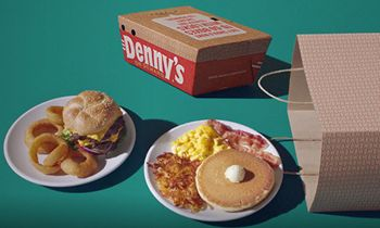 Denny's New Fall Favorites Menu Just Got Better with FREE Delivery for the Rest of the Month