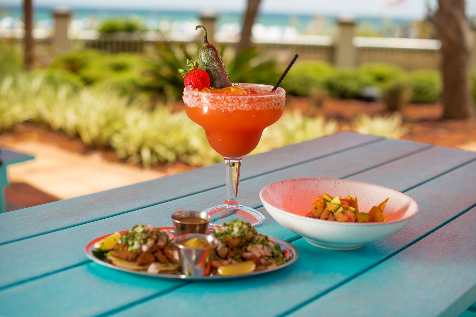 Innisfree Bringing Spanish Flair to Pensacola Beach With New Poolside Tapas and Cocktail Lounge