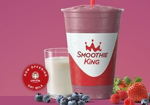 Smoothie King Adds New Plant-Based Blend to Help Support Living a Vegan Lifestyle