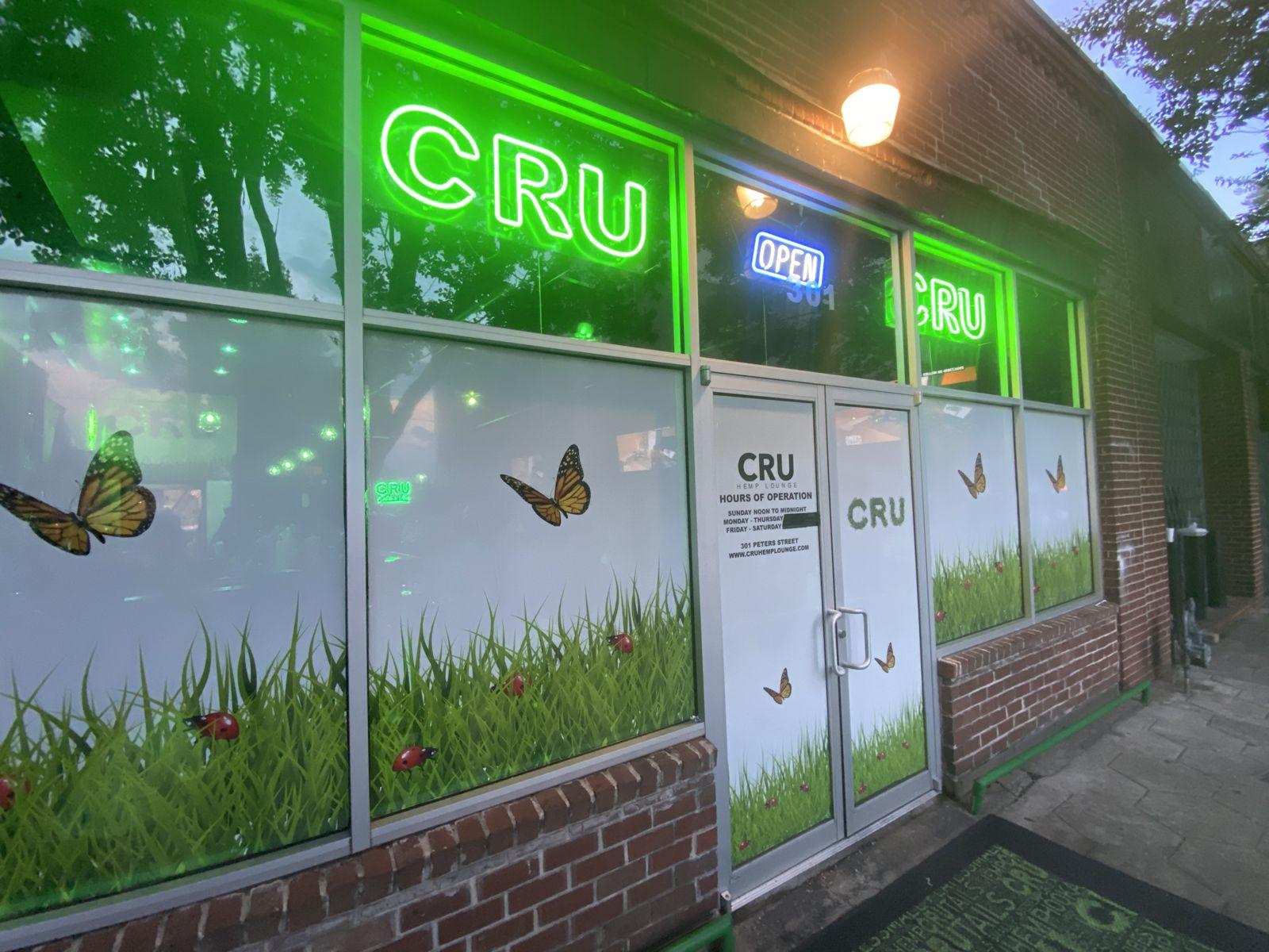 Cru Hemp Lounge: Taking over the U.S. Lifestyle Lounge Space