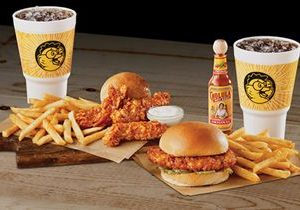 Golden Chick Collaborates with Cholula Hot Sauce to Spice Up 2020 with Limited-Time Menu Items