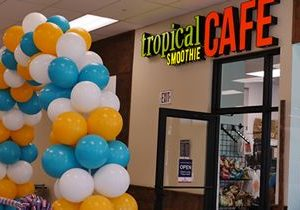 Tropical Smoothie Cafe Reaches Milestone With Opening Of Its 900th Location