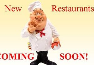 Yes, Vendors, New Restaurants Are Opening Across the Country!