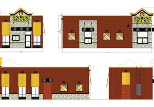 Golden Chick's First Modular Constructed Restaurant to Open in 2021