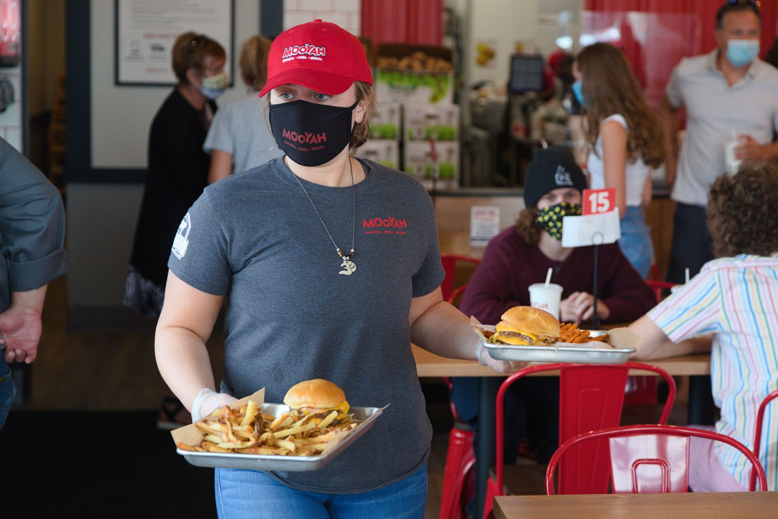 MOOYAH Burgers, Fries & Shakes Closes Out 2020 By Welcoming 18 Stores into the Million Dollar Club
