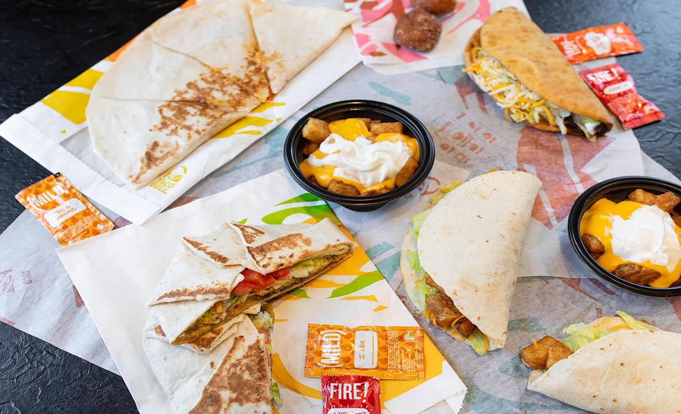 Potatoes are Returning: The First in Taco Bell's Vegetarian Plans to Make This Year Better Than Last