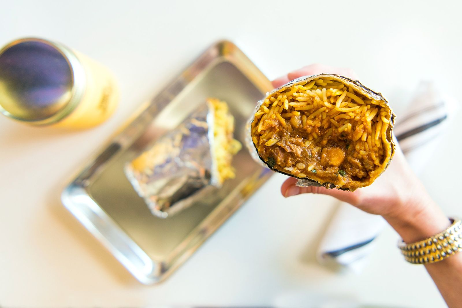 Curry Up Now Expands Bay Area Delivery With New Digital Kitchen Outpost in Lafayette