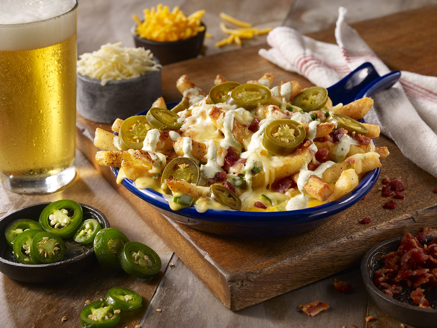 On The Border's Queso Fest is Back and Cheesier Than Ever